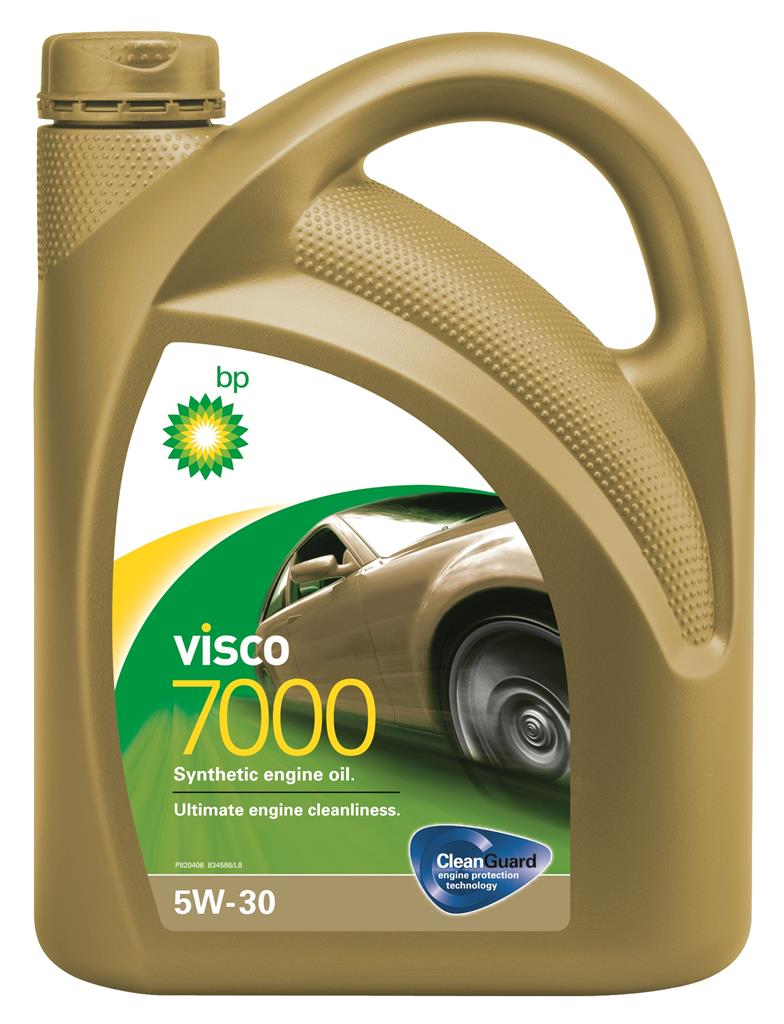 BP VISCO 7000 5W30 4X4 L