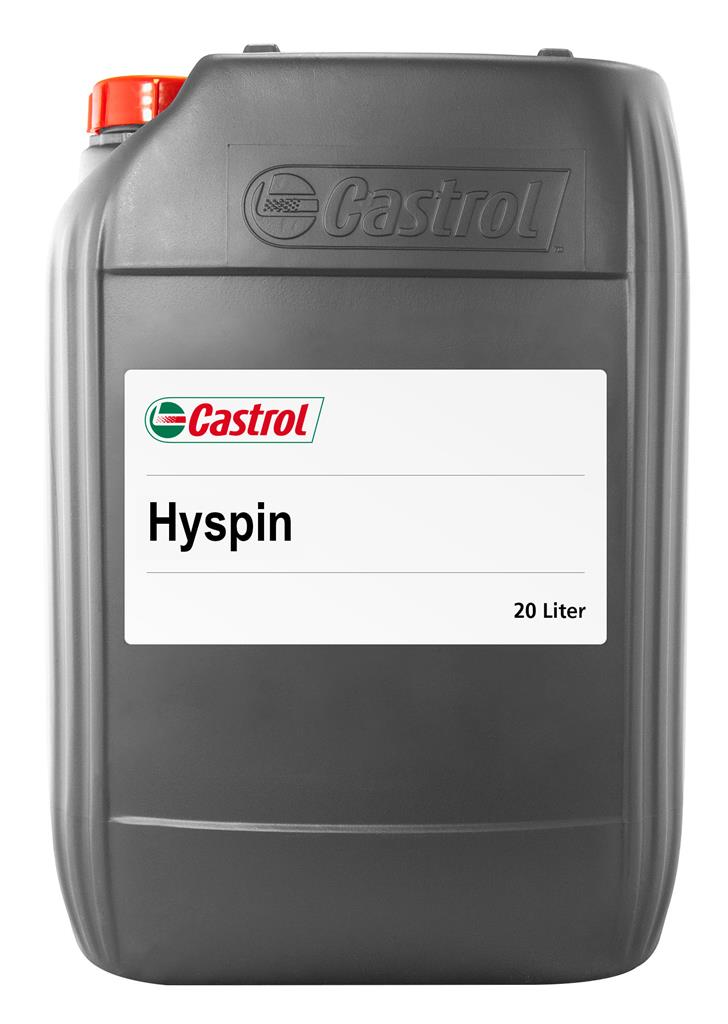 CASTROL HYSPIN SPINDLE OIL E 5 20L