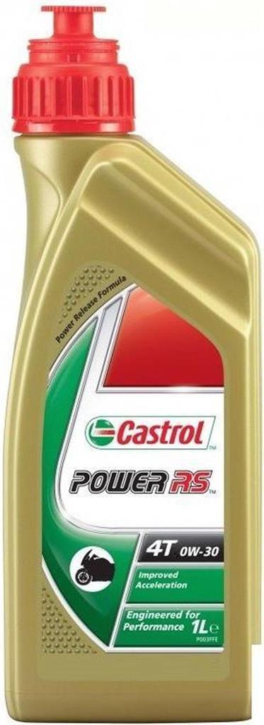 CASTROL POWER RS SCOOTER 4T 0W30 12X1L