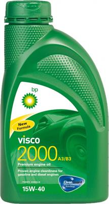 BP VISCO 2000 15W40 12X1L
